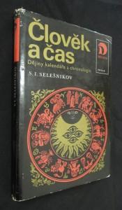 náhled knihy - Člověk a čas : dějiny kalendáře a chronologie