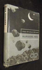 náhled knihy - Kurdská noc
