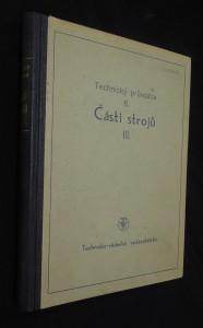 náhled knihy - Technický průvodce 6. : Části strojů III.