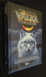 náhled knihy - Válka čarodějek : Odina kletba