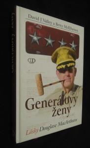 náhled knihy - Generálovy ženy : lásky Douglase MacArthura