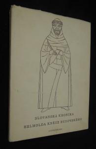 náhled knihy - Slovanská kronika Helmolda, kněze Buzovského