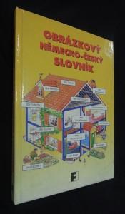 náhled knihy - Obrázkový německo-český slovník
