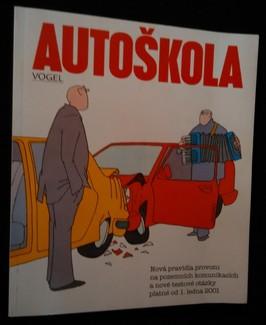 náhled knihy - Autoškola, nová pravidla provozu na pozemních komunikacích a nové testové otázky platné od 1. ledna 2001