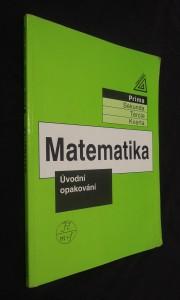 náhled knihy - Matematika : úvodní opakování (prima, sekunda, tercie, kvarta)