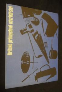 náhled knihy - Britské průmyslové návrhářství