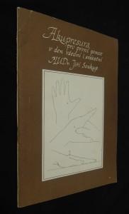 náhled knihy - Akupresura pro první pomoc v den všední i sváteční