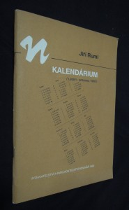 náhled knihy - Kalendárium : leden-prosinec 1968