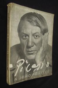 náhled knihy - Picasso a jeho přátelé