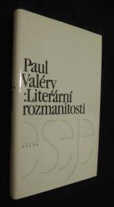 náhled knihy - Literární rozmanitosti