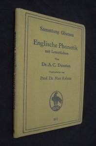 náhled knihy - Englische Phonetik mit Lesestucken