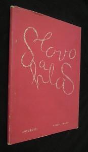 náhled knihy - Slovo a hlas