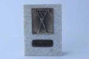 náhled knihy - mramorová cena: Přebory třídy TKP 1952
