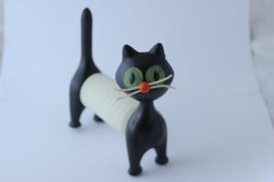 náhled knihy - Harmoniková kočka, design Niklová