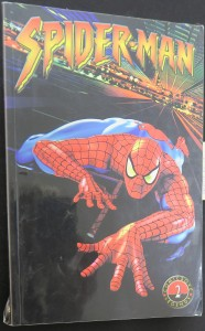 náhled knihy - Spider-man
