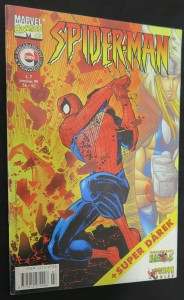 náhled knihy - Spider-man č. 7 prosinec 1999