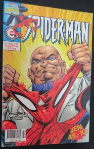 náhled knihy - Spider-man č. 10 květen 2000