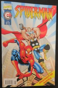 náhled knihy - Spider-man č. 6 říjen 1999