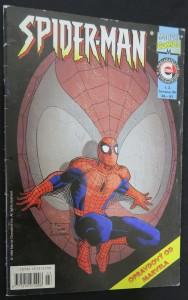 náhled knihy - Spider-man č. 3 červenec 1999