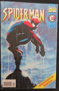 náhled knihy - Spider-man č. 2 červen 1999