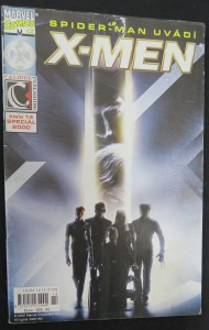 náhled knihy - X-man (Spider-man č. 14 speciál říjen 2000)
