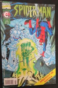 náhled knihy - Spider-man č. 5 září 1999
