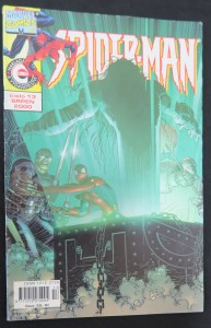 náhled knihy - Spider-man č. 13 srpen 2000