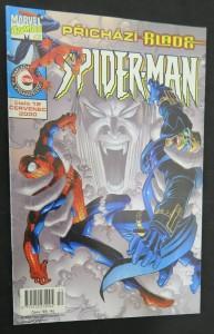 náhled knihy - Spider-man č. 12 červenec 2000