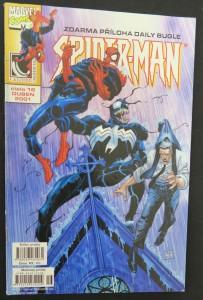 náhled knihy - Spider-man č. 16 duben 2001