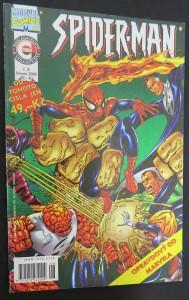 náhled knihy - Spider-man č. 8 březen 2000