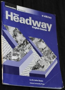 náhled knihy - New Headway English Course: Workbook