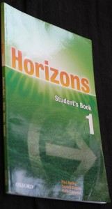 náhled knihy - Horizons: Student's Book 1