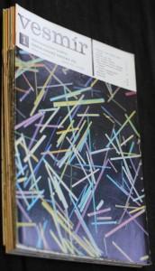 náhled knihy - Vesmír 1976 č. 1-12