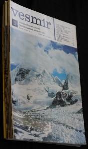 náhled knihy - Vesmír 1977 č. 1-12