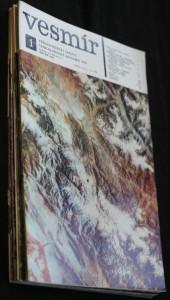 náhled knihy - Vesmír 1978 č. 1-12