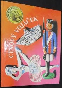 náhled knihy - Cínový vojáček