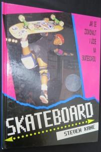 náhled knihy - Skateboard : průvodce základními technikami skateboardingu