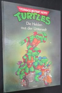 náhled knihy - Turtles - Die Helden aus der Unterwelt