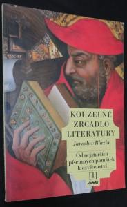 náhled knihy - Kouzelné zrcadlo literatury 1:  Od nejstarších písemných památek k osvícenství