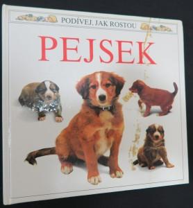 náhled knihy - Pejsek