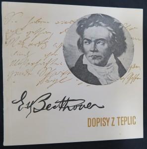 náhled knihy - Beethoven : Dopisy z Teplic