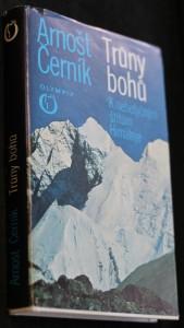 náhled knihy - Trůny bohů : k nebetyčným štítům Himálaje