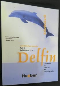náhled knihy - Delfin 1: Arbeitsbuch: Lektionen 1-10 Teil 1