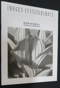 náhled knihy - Horizonty: fotografie z let 1906-1976