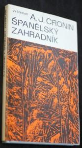 náhled knihy - Španělský zahradník