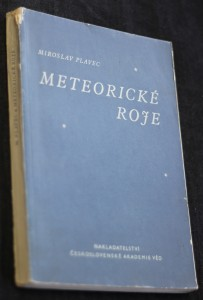 náhled knihy - Meteorické roje
