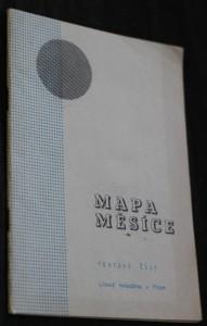 náhled knihy - Mapa měsíce : 1:6000000 : Textová část