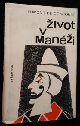 náhled knihy - Život v manéži : bratři Zemganno
