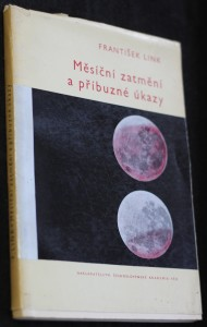 náhled knihy - Měsíční zatmění a příbuzné úkazy