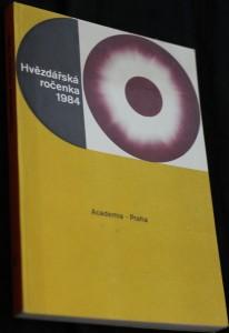 náhled knihy - Hvězdářská ročenka 1984